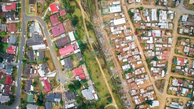 南アフリカのピーターマリッツバーグ・オットーズブラフ