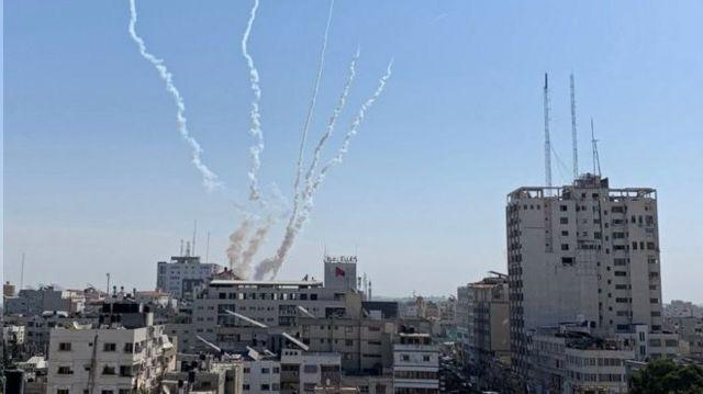 اسرائیل -حماس