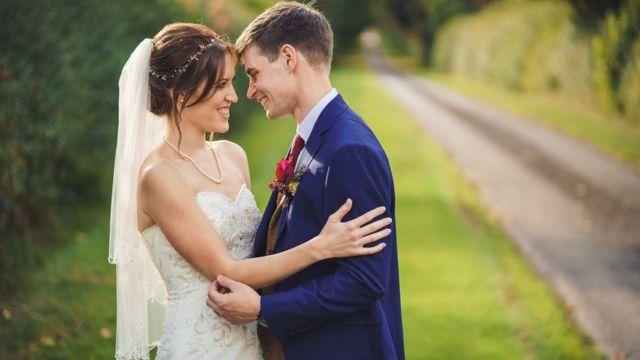 Alex Bell ve eşi Neil