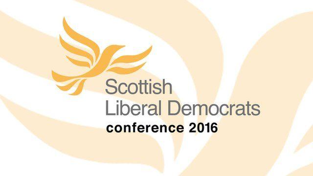 Scottish Liberal Democrat conference 2016