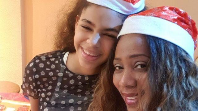 Yesenia e Isabel