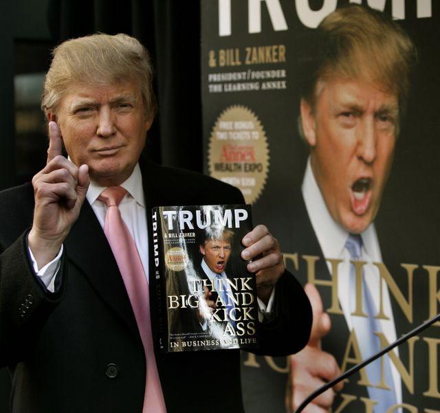 डोनल्ड ट्रंप, अमरीका चुनाव