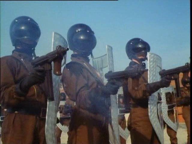"""""""2020: Техаські гладіатори"""", 1982"""