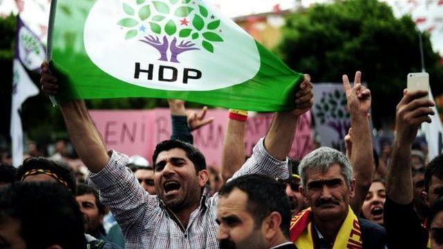 HDPli seçmenler