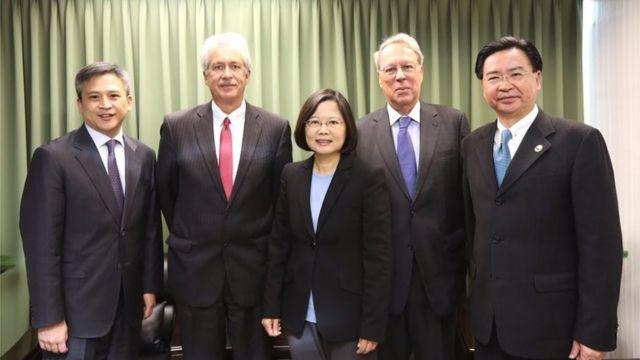 Taiwan's Tsai Ing-wen prepares for power amid Chinese warnings