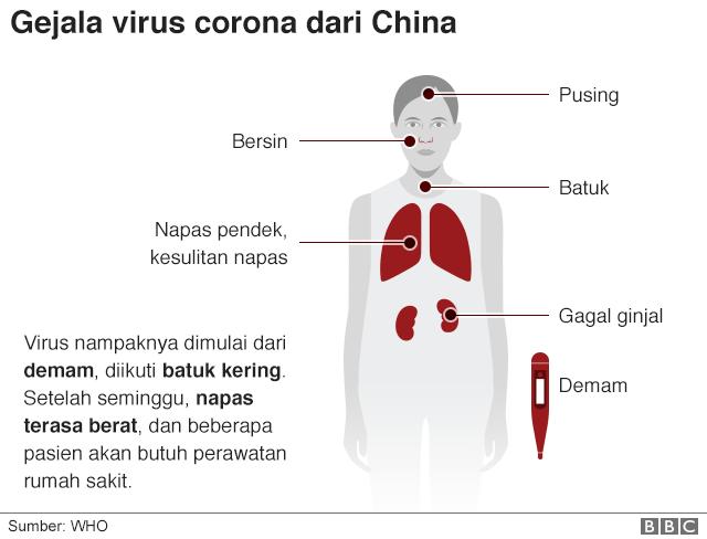 Virus Corona Di Indonesia Empat Meninggal Kasus Covid 19