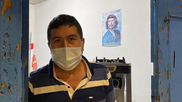 Tacabamba teacher