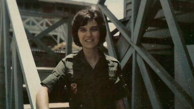 Claire Brisebois Starnes en Vietnam