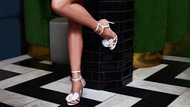orkide modeli ayakkabı