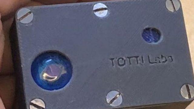 One Button Tracker