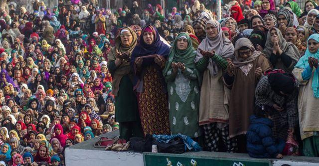 कश्मीर की महिलाएं