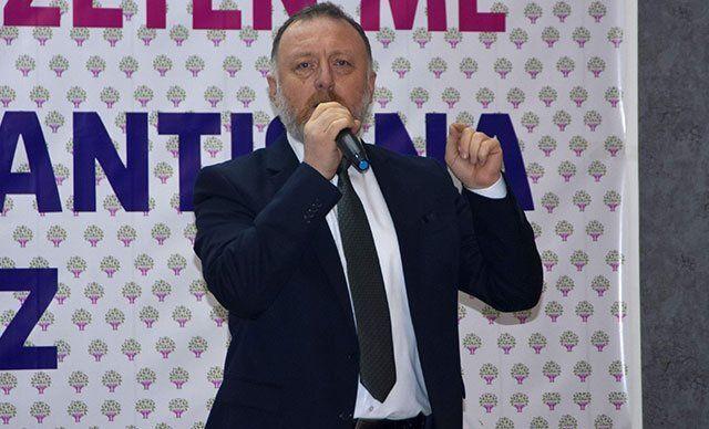 Eski HDP Eş Genel Başkanı Sezai Temelli