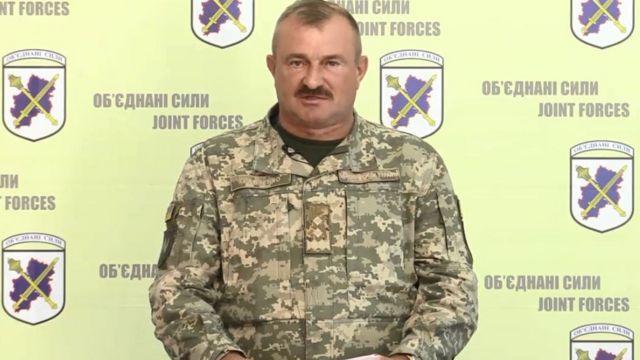 Владимир Кравченко - новый командующий на Донбассе. Что о нем известно -  BBC News Україна