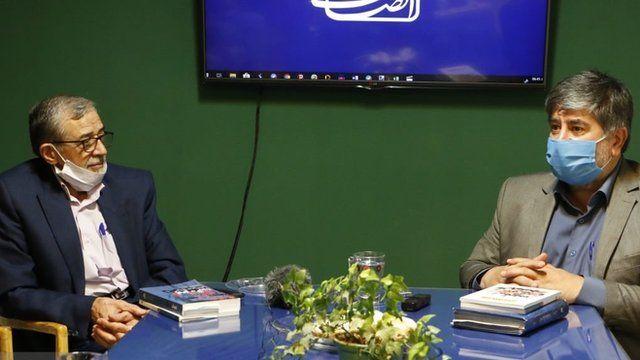 محمد ابوترابی و علی صنیعخانی