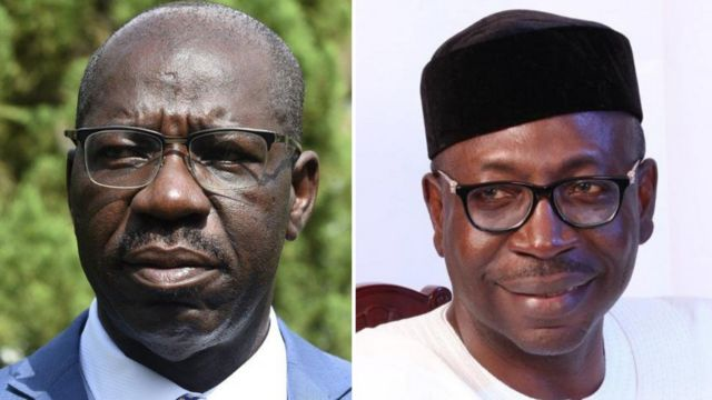 Edo Governorship election 2020 update: Wetin you suppose know about di 19  September vote - BBC News Pidgin