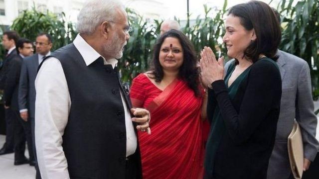 مودی اور انکھی داس  'مسلم مخالف مواد تنازع': انڈیا فیس بک کی انکھی داس کون ہیں؟  115103056 a9b0e4d2 3ae3 4f65 85ca f280c02d59c6
