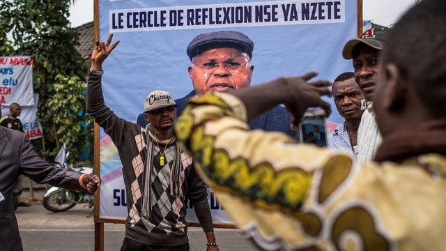 """""""Etienne Tshisekedi nous a laissé une richesse, celle de savoir mener une lutte politique"""" : Rubens Mikindo, UDPS."""