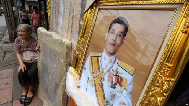 King Vajiralongkorn was formally given the title of Crown Prince in 1972, making him the official heir