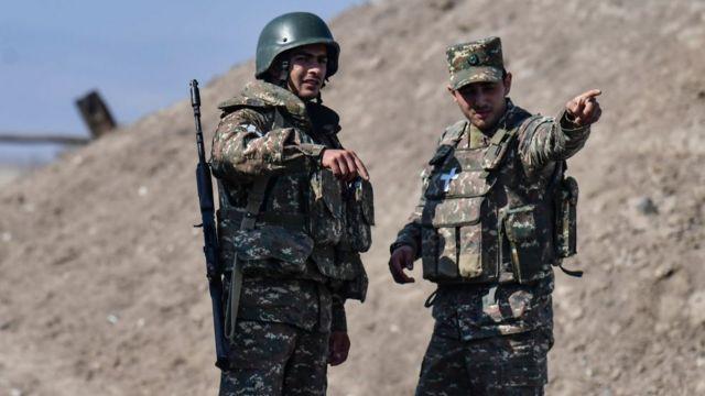 Вірменські військові