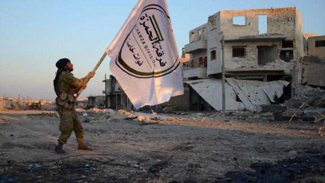Повстанці, яких підтримує Туреччина, відбили центр Ель-Баба у четвер