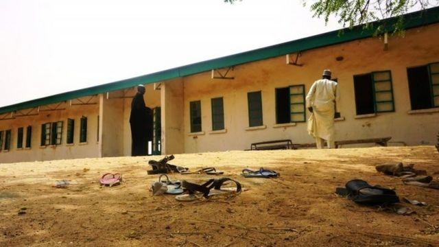 حیات مدرسه پس از حمله