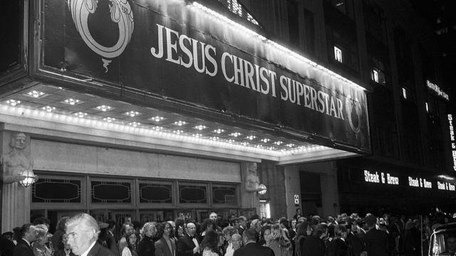 мюзикл иисус христос суперзвезда
