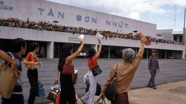 Người đi Mỹ theo chương trình định cư năm 1983