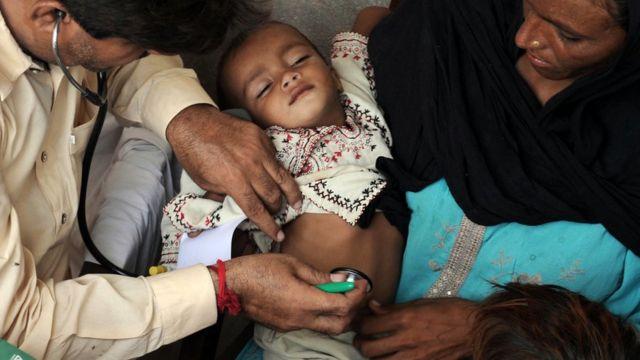 پاکستان، صحت عامہ، طبی مراکز