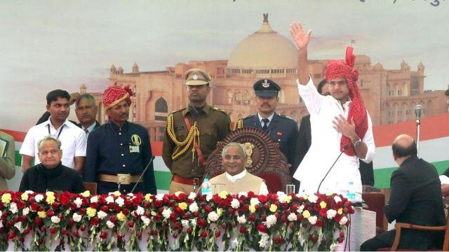 राजस्थान, कांग्रेस, सचिन पायलट, अशोक गहलोत