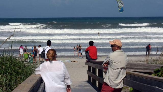 Флорида побережье