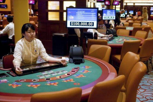 Kasino di Genting Singapore