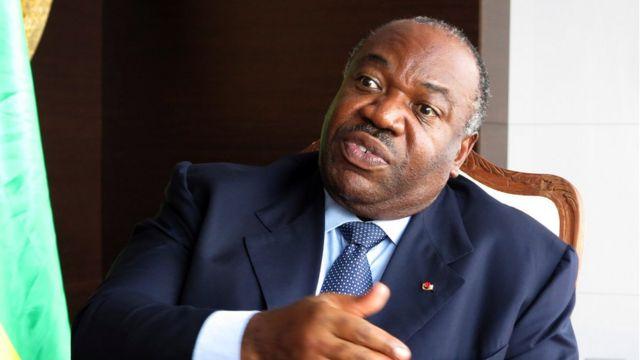 Prezida Ali Bongo