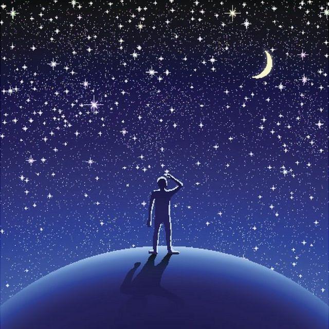 Si El Cielo Está Lleno De Estrellas Por Qué La Noche Es Tan Oscura Bbc News Mundo