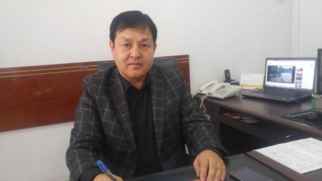 Зарылбек Итибаев