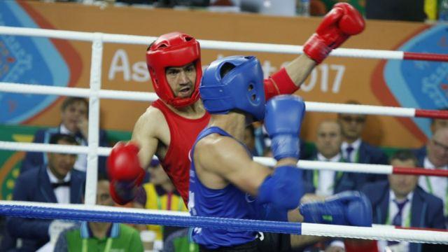 بازیهای ترکمنستان