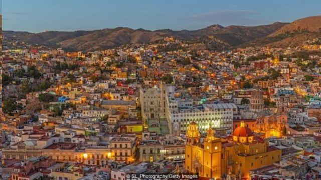 2050年,墨西哥预计将成为世界第七大经济体