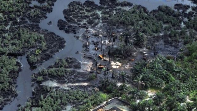 Niger Delta, Nigeria