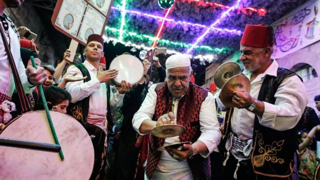 فلسطین، رمضان
