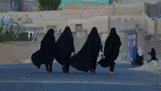 阿富汗女性的前路充满不确定性。