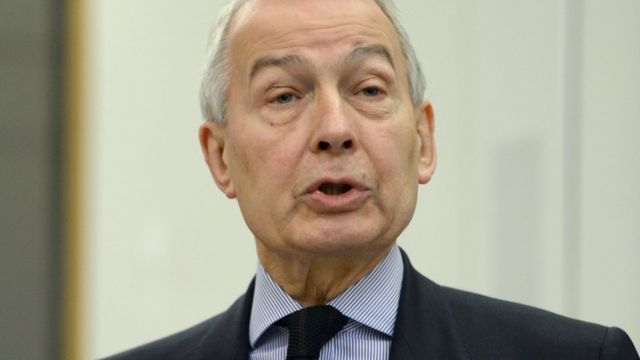 Give excess Army rations to homeless, says Frank Field MP