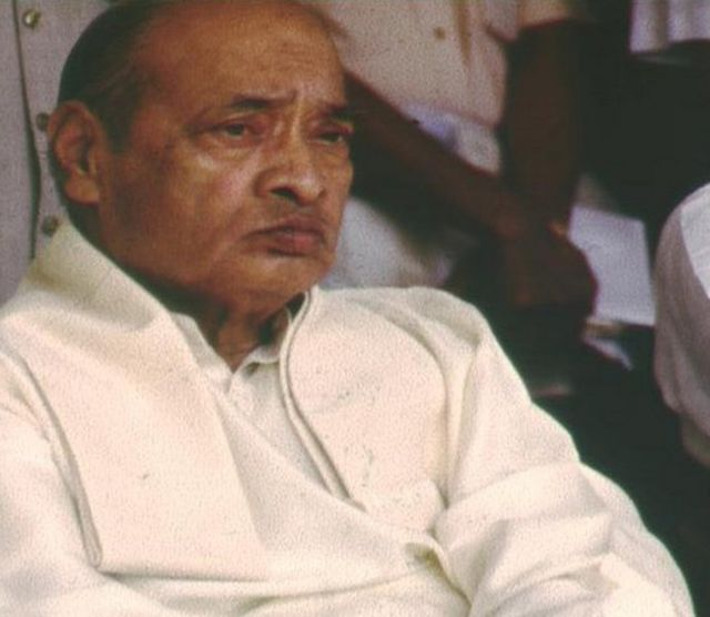 మాజీ ప్రధాని పీవీ నరసింహా రావు
