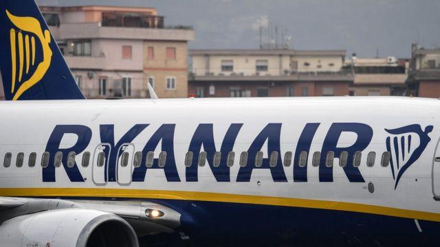 Ryanair літак