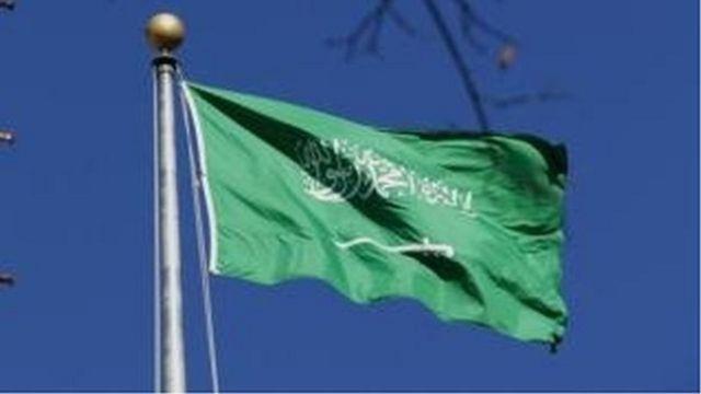 सऊदी का झंडा