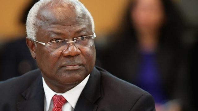 Madaxweynihi hore ee Sierra Leone Ernest Bai Koroma