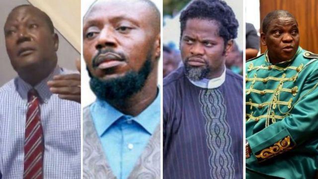 """""""Prophet Alfa Babatunde of Sotitobire"""""""