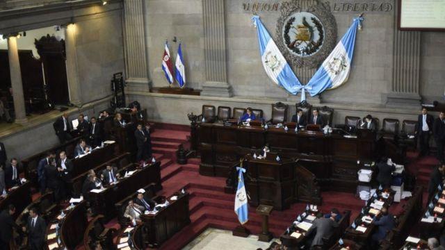 Congreso de Guatemala.