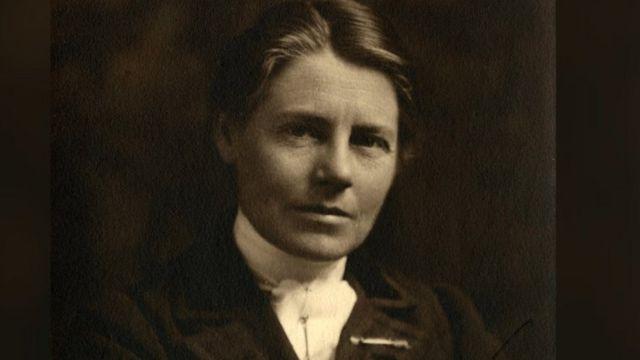 Evelina Haverfield (c.1910)