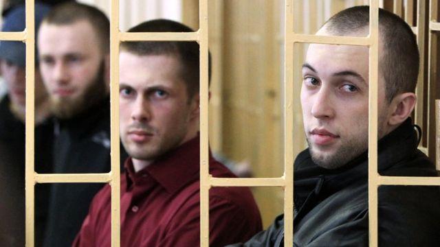 """""""Приморские партизаны"""" в зале суда"""