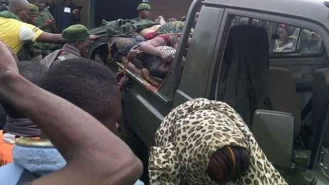 Le calme est revenu à Kimpese après l'intervention de l'armée et de la police.