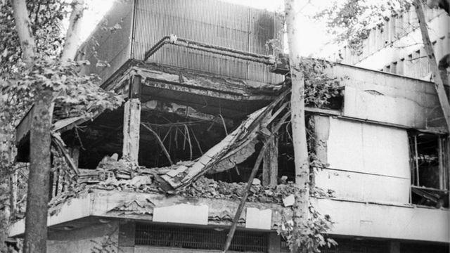 انفجار در دفتر نخست وزیری و کشته شدن رجایی و باهنر